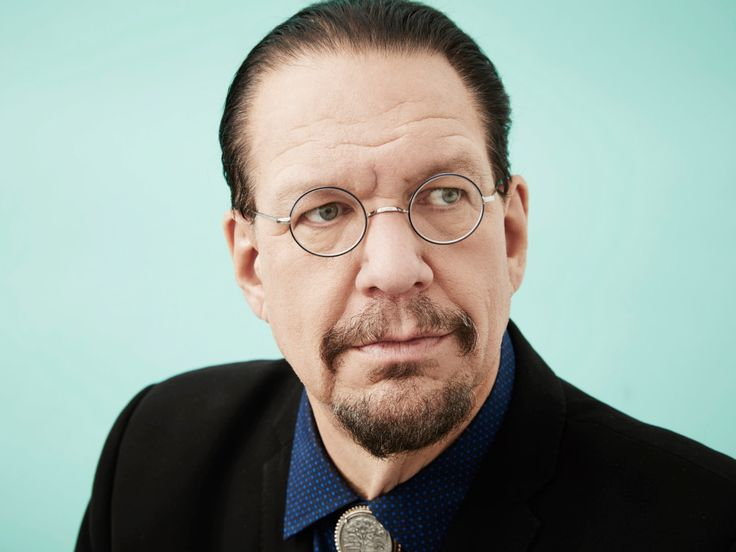 At the DICE Summit this week, we speak to Penn Jillette, one half of Penn