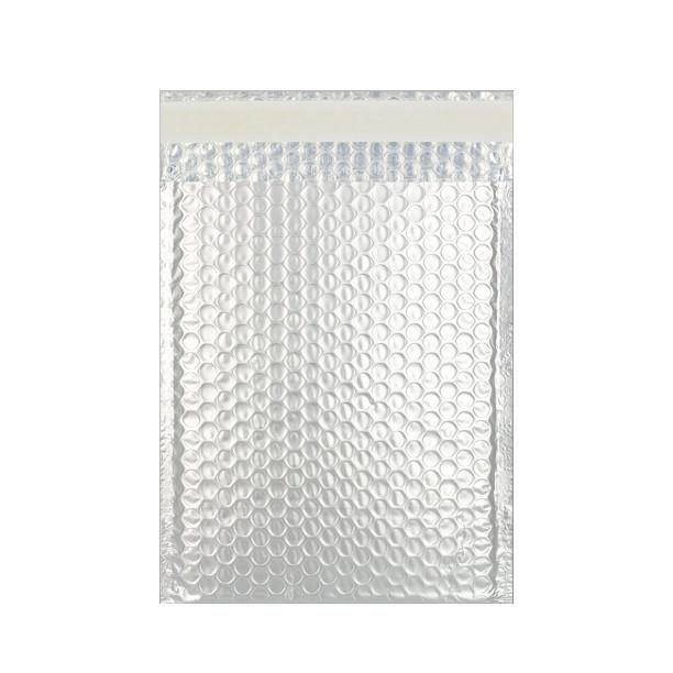 Silver Matt Metallic Bubble Bags Pocket Peel and Seal  #Pocket #Envelope #Metallic #Bubble #enveopes #lining #Autumn #unique #envelopes #bubblebag