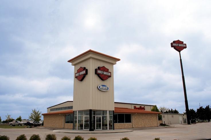 Doerflers Harley Davidson - Local Hays Harley Store