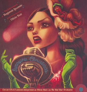 Foto Cover di Swinging Christmas, Libro di Benjamin Lacombe,Olivia Ruiz, edito da Rizzoli