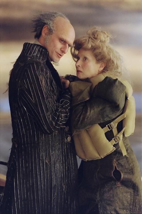 Lemony Snicket's A Series of Unfortunate Events (Jim Carrey & Meryl Streep are perfect together).