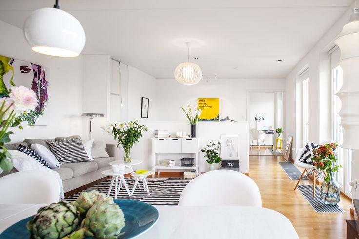 Lundin Fastighetsbyrå Bästa Exponering& Personligt Engagemang Vardagsrum Livingroom