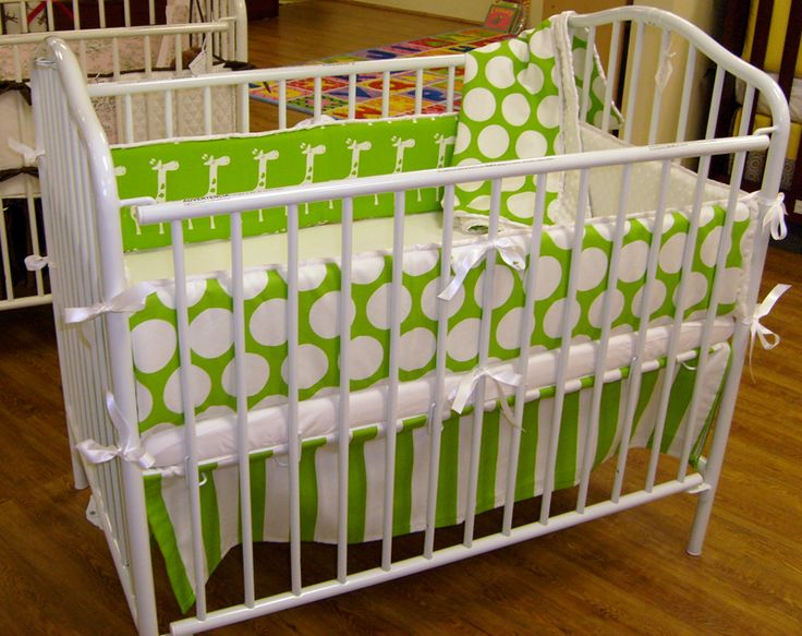 lime green stripes polka dots and adorable giraffes itu0027s bright itu0027s fun portable cribgreen stripescrib