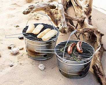 Portable BBQ Grill: Remodelista