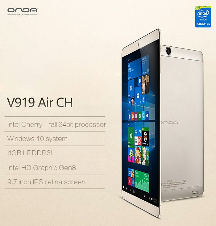 Onda V919 Air, Special Offer from Dealsmachine - Mobiles-Coupons