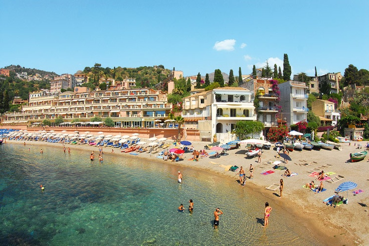 Taormina, Sisilia - Italia - Aurinkomatkat