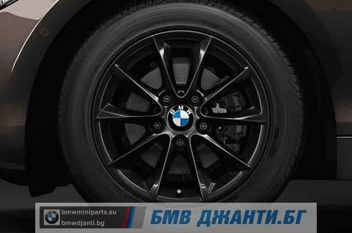 Оригинални Джанти BMW V Spoke Style 411 BLACK