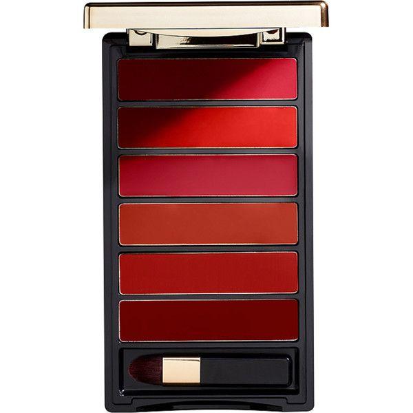 L'Oréal Paris Color Riche Lip Palette Rouge (6.5g) ($20) ❤ liked on Polyvore featuring beauty products, makeup, lip makeup, lipstick, beauty, l'oréal paris and l oreal paris lipstick