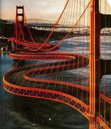 152 best images about mares y oceanos on pinterest dubai for Covered bridge design plans