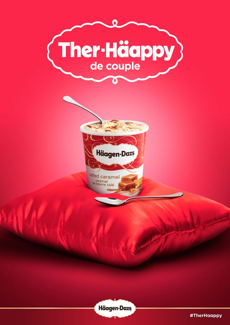 marketing of haagen dazs
