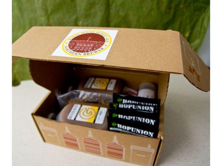 White House Honey Ale Beer Kit