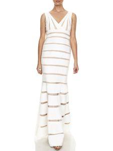 Adriana Tapework Gown