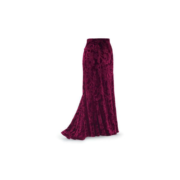 Burgundy Velvet Maxi Skirt Size Large (2 380 UAH) ❤ liked on Polyvore featuring skirts, long vintage skirts, purple maxi skirt, velvet maxi skirt, long velvet skirt and burgundy maxi skirt