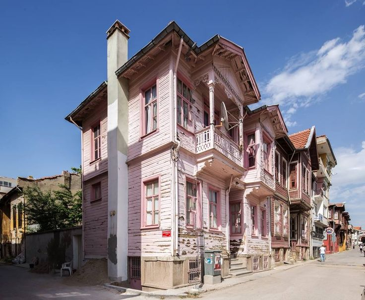 tarihi edirne evleri