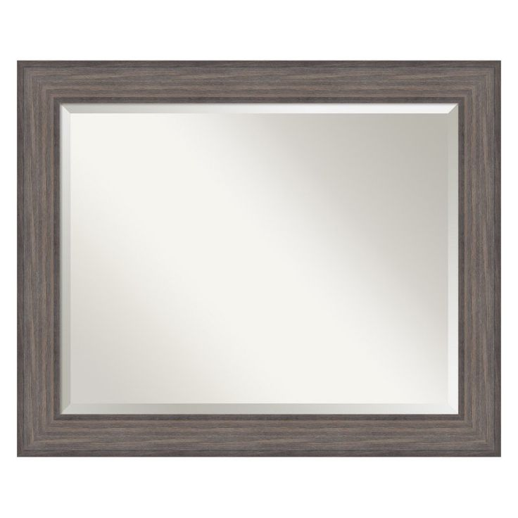 Amanti Art Country Wall Mirror - 33.25W x 27.25H in. - DSW1418245