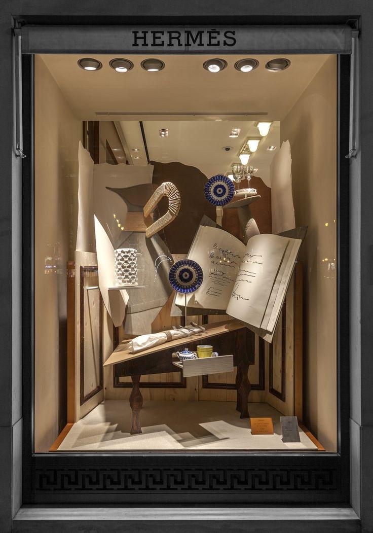 Kikiworld.nl - Projects | Hermes window January 2015 | Left window