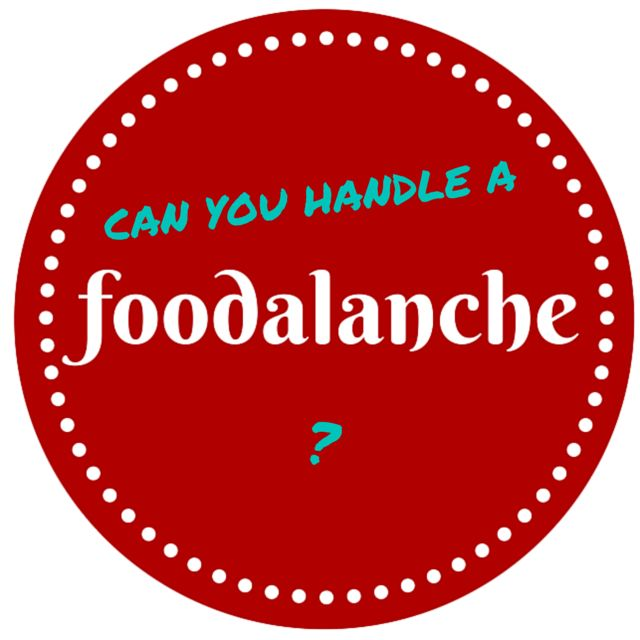Can you handle a foodalanche?