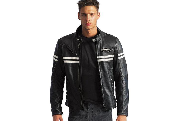 Versão em pele do casaco JK. Este modelo é bastante flexível, podendo ser utilizado em diversas filosofias motociclisticas: mobilidade urbana, turismo e desportivas descarnadas.  #Spidi #Casaco #Jacket #Leather #Pele #JK #Motorcycle #Motociclismo