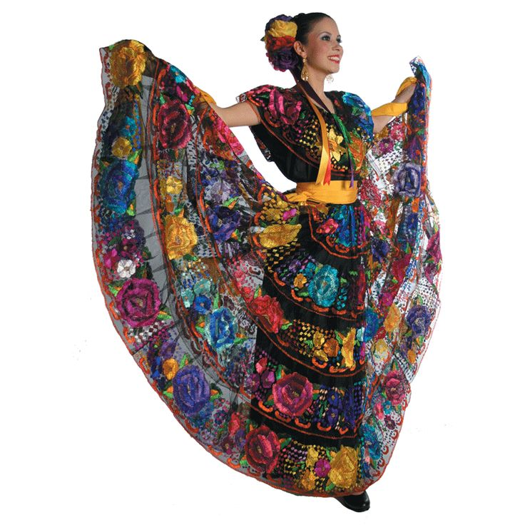 17 Best Images About Vestidos Mexicanos Mexican Dresses On