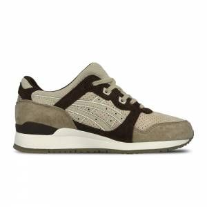 Asics Gel Lyte 3 Coffee - Magasin Basket Bordeaux