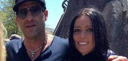 """Carlton Gebbia's husband, David Gebbia, filed to end his 20-year marriage to the former """"Real Housewives of Beverly Hills"""" star."""