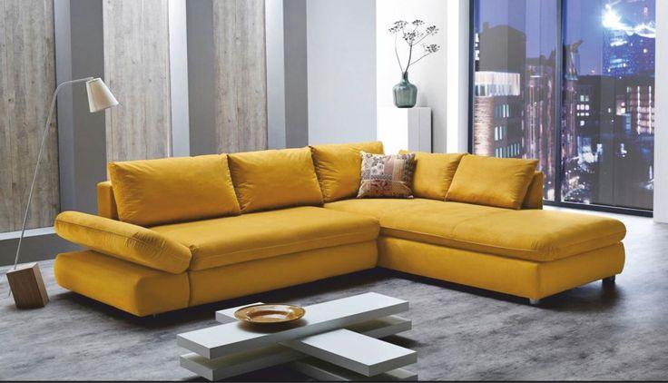 Do elegantne zariadenej obývacej izby dokonale zapadne rohová sedacia súprava SYLT.