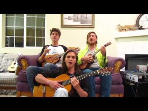 Mario Kart Love Song (Sam Hart) Cover by The Naked Waiters - YouTube