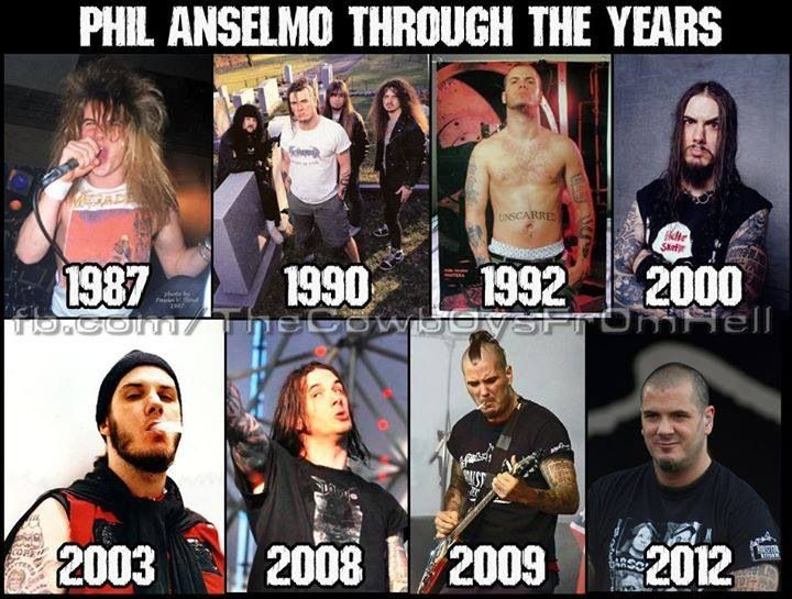 Phil Anselmo Quotes: 41 Best Phil Images On Pinterest