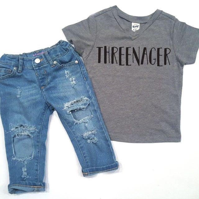 Everyday Toddler Shirt