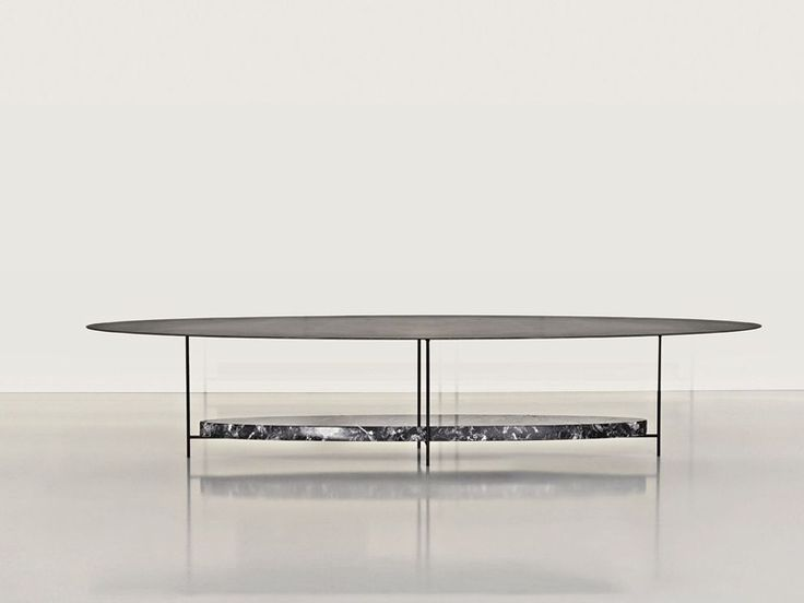 panna cotta table basse ovale by molteni client. Black Bedroom Furniture Sets. Home Design Ideas