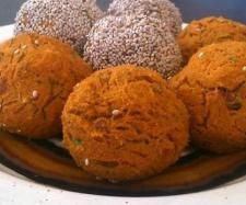 Paleo Salmon and Sweet Potato Balls (grain/dairy free) - TODDLER FINGER FOOD! | Official Thermomix Recipe Community