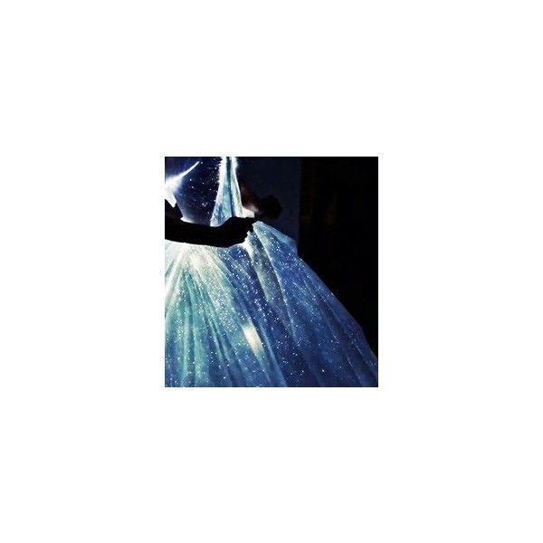 Cinderella dresses ❤ liked on Polyvore featuring dresses, cosmic dress, planet dresses, nebula dress, space print dress and galaxy dress