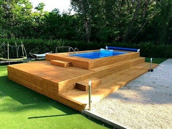 56 Fastastic Outdoor Swimming Pools Backyard Ideas For Your Home