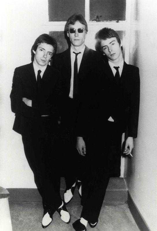 RARE PHOTO OF PAUL WELLER THE JAM MOD REVIVAL C.1978 A3 POSTER REPRINT | eBay