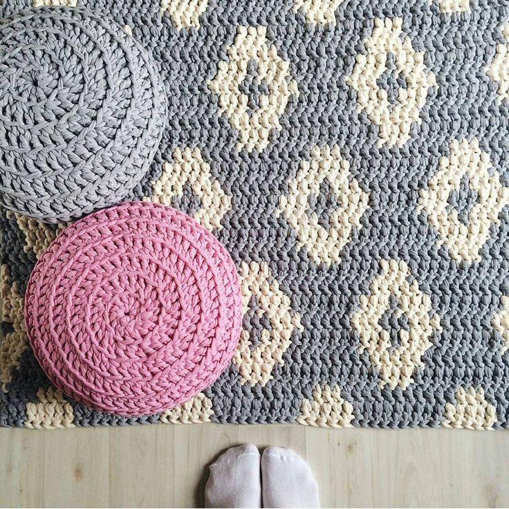 "Gefällt 130 Mal, 3 Kommentare - Natália Salgado (@_nataliasalgado) auf Instagram: ""Lindeza demais... Para #inspirar nosso dia! From @kronastore #inspiration #crochet #artesanato…"""
