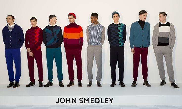 John Smedley at LC:M 2014