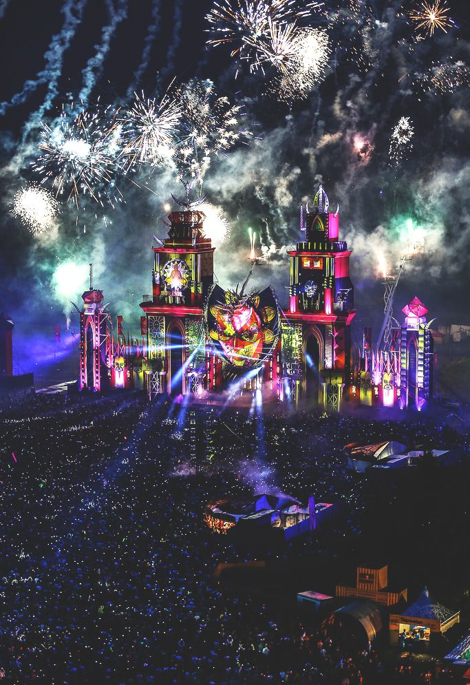 Take me to Tomorrowland