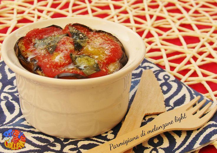 Parmigiana+di+melanzane+light
