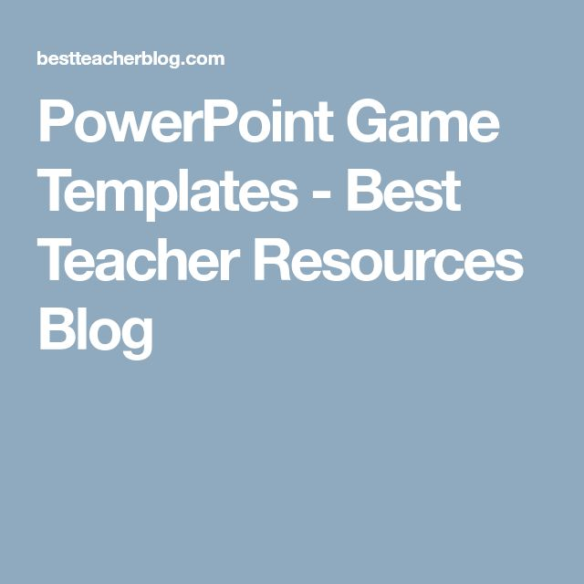the 25+ best powerpoint game templates ideas on pinterest, Modern powerpoint