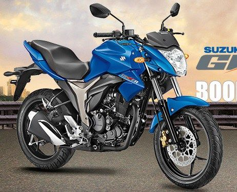 Suzuki GIXXER Bike Price and Specifications in India