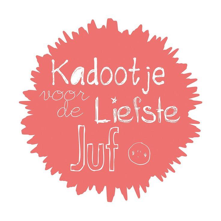 Tegeltjeswijsheid.nl - een uniek presentje - Kadootje liefste juf