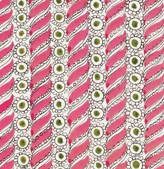 Vanessa Bell Warner Textile Achieve