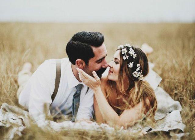 Romantische trouwfoto's waar wij blij van worden | Van ...