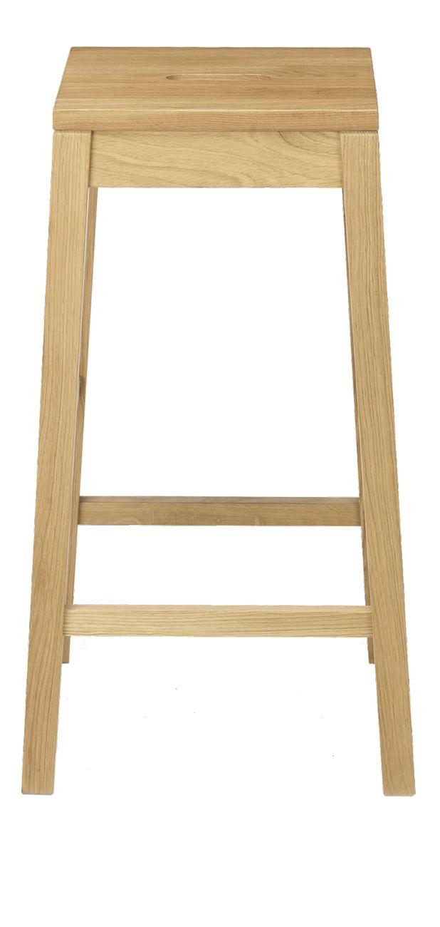 TATO Barhocker Holzfarben Holz