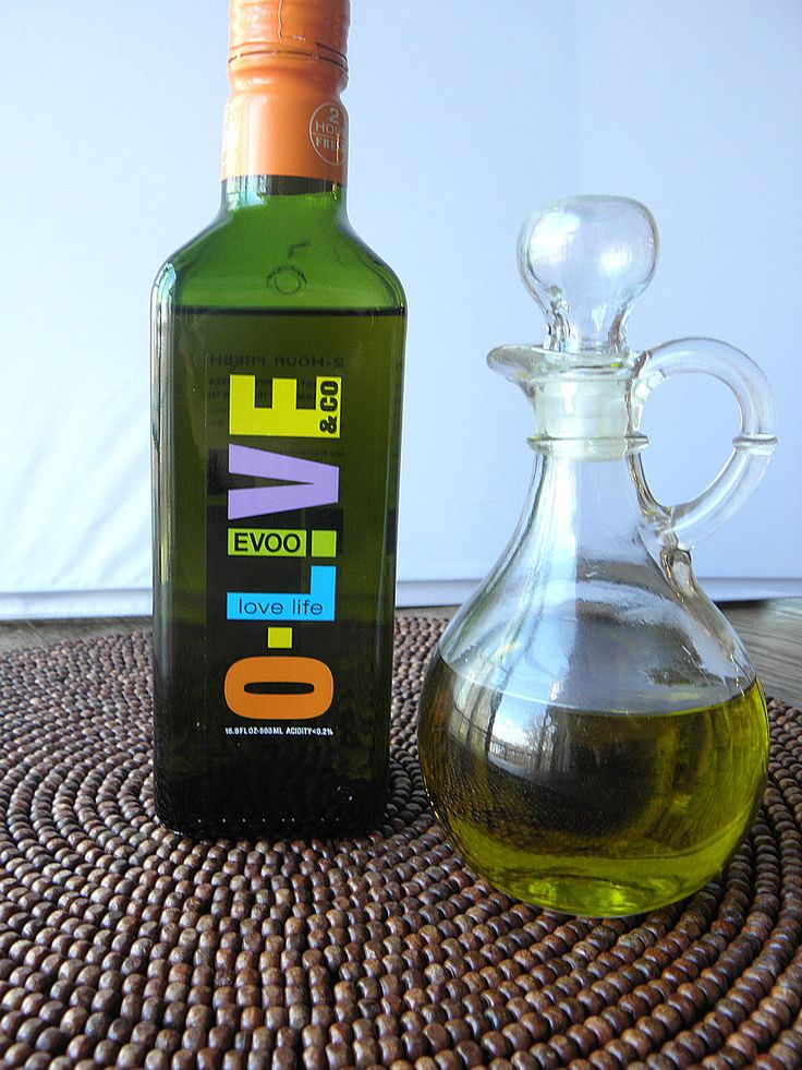 Thanks for pinning! #evoo