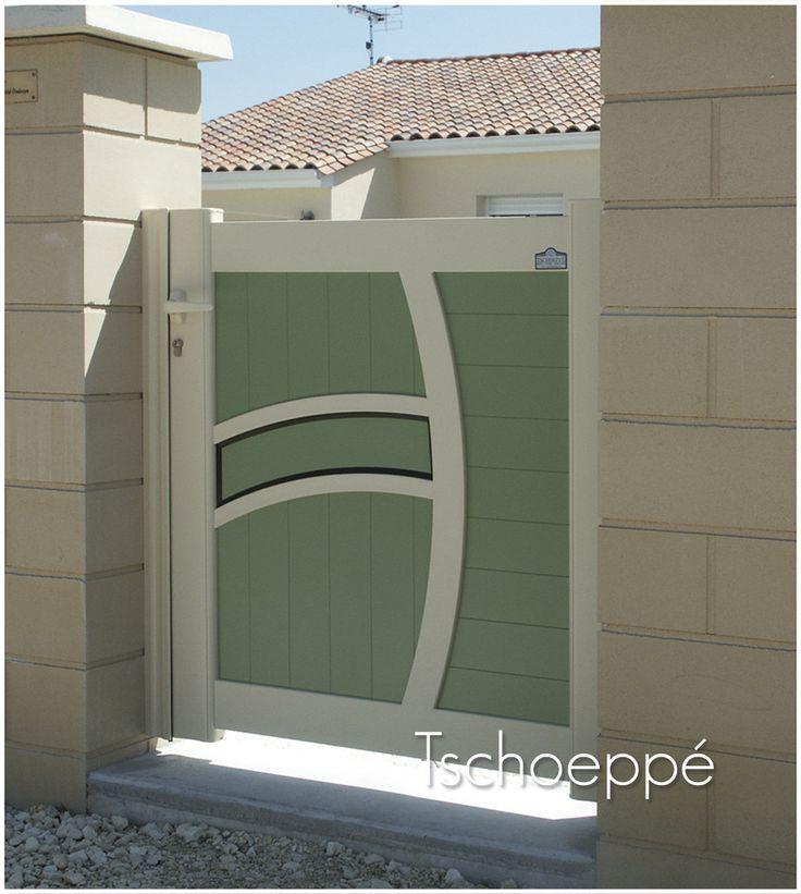 portillon corail d 1001 2. Black Bedroom Furniture Sets. Home Design Ideas