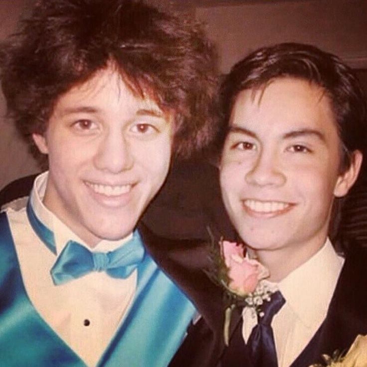 15 years.. That's how long I've known @thesamtsui.. We were in middle school choir together as 12 year olds.. We rode on the same bus to school together always sitting at the front.. We were in high school musicals together.. We gave each other rides home after late rehearsals.. We went to college together.. We posted our first video together.. We figured out this whole Youtube thing together.. We moved to LA.. We've been halfway around the world.. I'm fortunate to have you in my life. I'm…