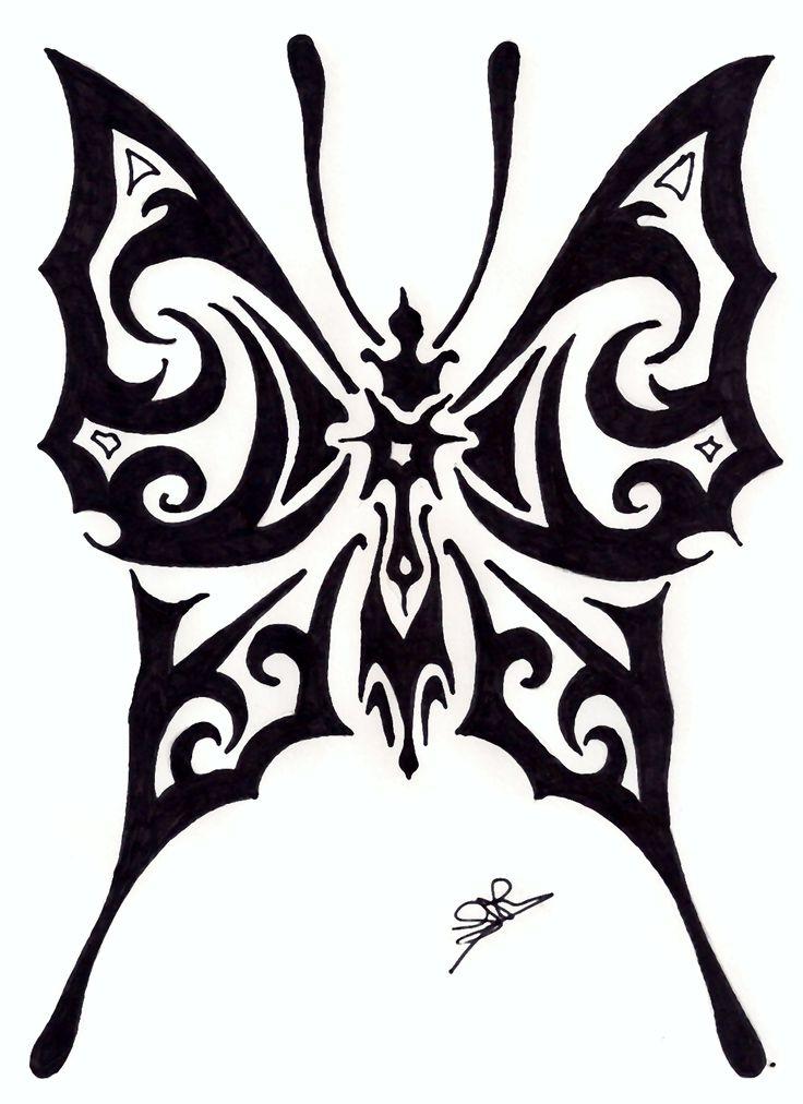 http://www.zippi.co.uk/portfolio/jamesgray/tribal-butterfly