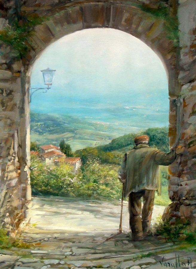 Antonietta Varallo (Italie) ...