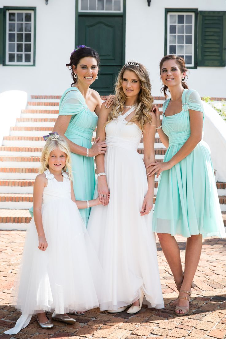 Infinity dresses the working bride - Mint Infinity Dresses Made From Mesh Only 7 10 Days Delivery In South Africa